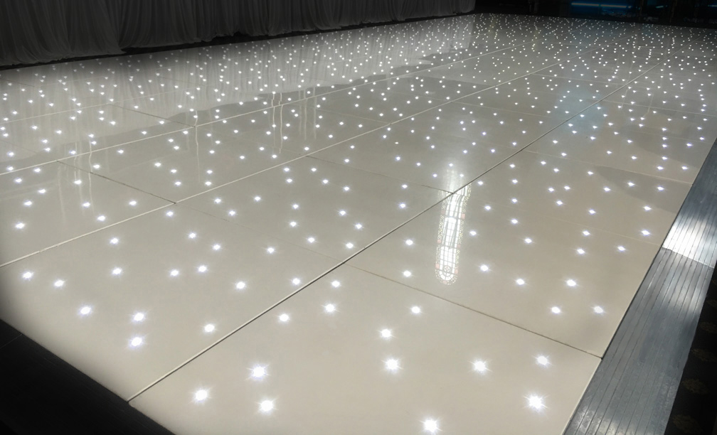 LED Dancefloor Hire Northern Ireland