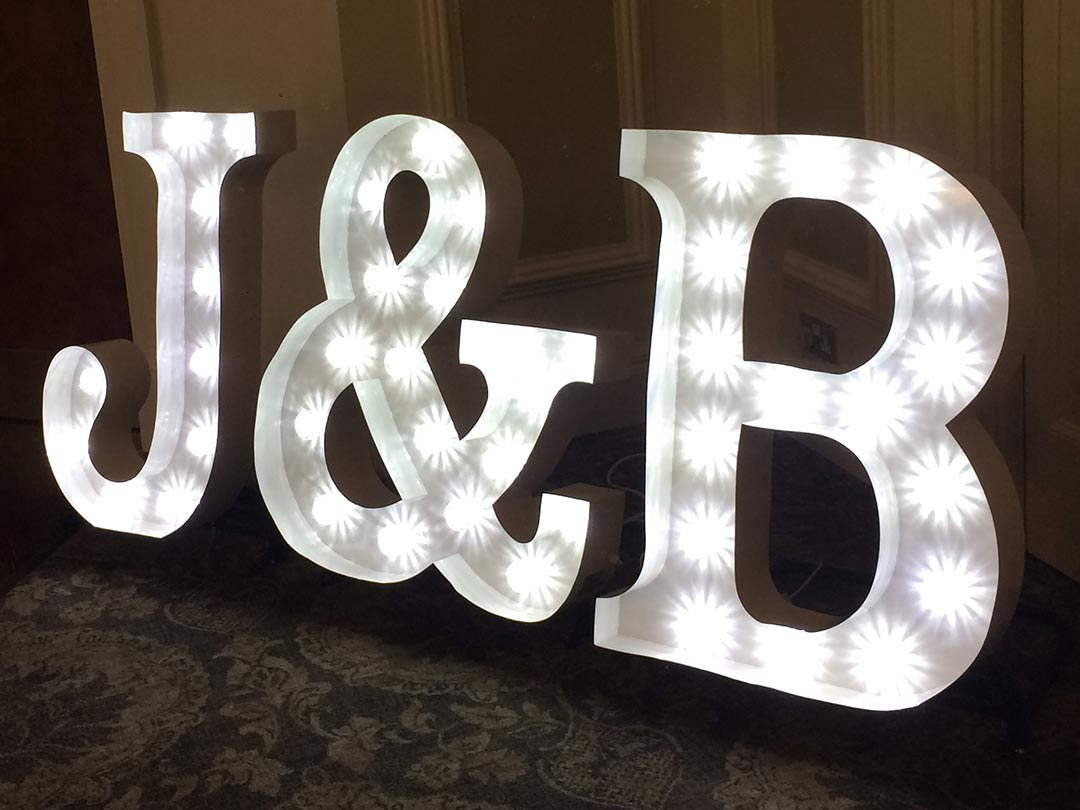 Light Up Letters NI