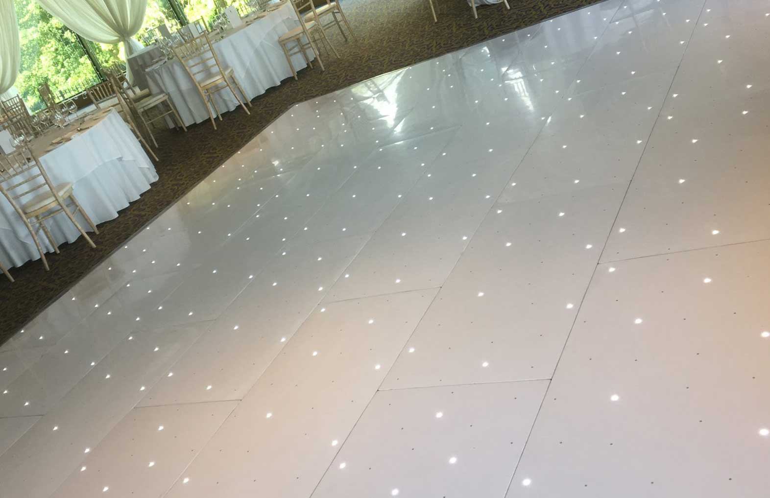 Entertainment NI Dance floor Hire